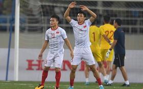 [Trực tiếp vòng loại World Cup 2022] Việt Nam vs UAE: Công Phượng tiếp tục dự bị, Văn Hậu xuất phát ngay từ đầu