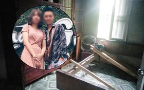 Ám ảnh hiện trường vụ chồng sát hại rồi quấn chăn đốt xác vợ ngay tại nhà