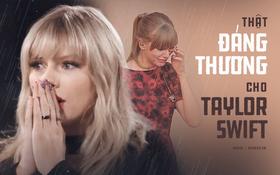 Kiện không được, thương thảo cũng không xong, Taylor Swift thua bi đát trước sự cao tay của Scooter Braun nên chỉ có thể đăng tâm thư cầu cứu trong vô vọng