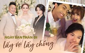 Nhìn lại loạt đám cưới của Bảo Thy - Đông Nhi mới thấy: F.A không đáng sợ bằng nhìn đứa bạn thân đi lấy chồng, vừa mừng lại vừa tủi á!