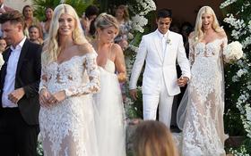 Đám cưới mỹ nhân Victoria's Secret hot nhất Hollywood hôm nay: Đẹp như phim, gia thế khủng của chú rể gây sốt