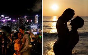 MC Hoàng Oanh và những lần úp mở về người yêu: Biết là đẹp trai nhưng dung nhan cụ thể thế nào chắc phải chờ đến đám cưới!