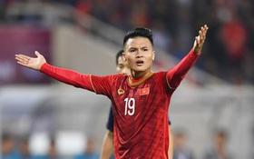 Bị tước bàn thắng, cầu thủ Việt Nam phản ứng dữ dội cho tới khi nhận ra điều này