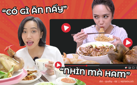 """Diệu Nhi là nghệ sĩ Vbiz đầu tiên có series mukbang trên Youtube: ăn khoẻ bất ngờ, độ """"lầy lội"""" thì khỏi bàn!"""