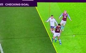 Dân mạng nước Anh đưa ra bằng chứng tố VAR kẻ vạch ăn gian khiến tiền đạo Liverpool mất bàn thắng