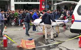 Nóng: Đã xác định được danh tính cô gái bị ô tô Mercedes tông tử vong ở Lê Văn Lương