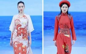 """MXH Việt bức xúc khi Áo dài bị """"nhận vơ"""" là thiết kế của Trung Quốc"""