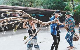 """Dưới vòm cây trong lành những giấc mơ của Xanh Hà Nội: Trồng một rặng cây không khó, """"vun đắp"""" ý thức cộng đồng mới gian nan"""