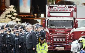 Toàn cảnh vụ 39 thi thể người Việt được phát hiện trong xe container ở Anh