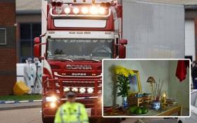 """Nhìn lên bàn thờ với tấm di ảnh tạm, con thơ ngơ ngác khi mất bố sau vụ 39 thi thể trong container ở Anh: """"Mẹ ơi, sao bố lại nằm đó?"""""""