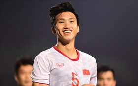 [Chung kết SEA Games 30] Việt Nam 1-0 Indonesia (H2): Văn Hậu đánh đầu lập công