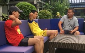 """[Chung kết SEA Games 30] Việt Nam vs Indonesia: Fan cứng """"lặn lội"""" 4 ngày từ Nhật Bản sang Philippines tiếp lửa cho thầy trò Park Hang-seo"""
