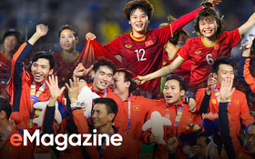 Việt Nam vô địch SEA Games: Bao nhiêu năm ấy chân không mỏi, mà đến bây giờ mới tới nơi…