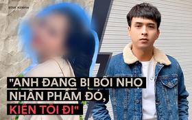 """Hồ Quang Hiếu vừa phủ nhận ồn ào tình ái, """"nữ chính"""" lên tiếng: """"Anh đang bị bôi nhọ nghiêm trọng đó, kiện tôi đi"""""""