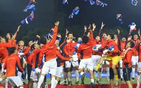 Mức thưởng cho đoàn VĐV Việt Nam tại SEA Games 30: Tối thiểu là 65 triệu đồng/HCV