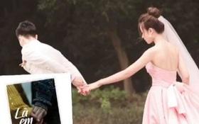 Lộ ảnh cưới của Văn Đức và Nhật Linh: Chú rể giấu mặt nhưng cô dâu thì xinh đẹp lắm rồi