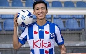 Hot: SC Heerenveen vinh danh chiến tích SEA Games của Văn Hậu trước hàng chục nghìn khán giả Hà Lan ở trận đấu đêm nay