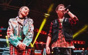 """Beck'Stage Unexpected Rap Fest: Vợ chồng BigDaddy - Emily """"chuốc say"""" khán giả bằng loạt hit đình đám"""