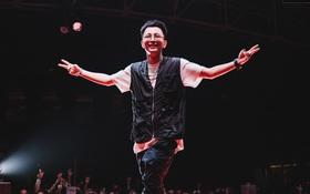 """Beck'Stage Unexpected Rap Fest: Rhymastic và Blacka mở màn chương trình với phần trình diễn """"Đây là Việt Nam"""" siêu nhiệt!"""
