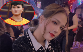 """Cô chủ tiệm nail khẳng định mình và Quang Hải chỉ là bạn khác giới, nhưng động thái trên Facebook và Instagram lại như """"ván đóng thuyền"""""""
