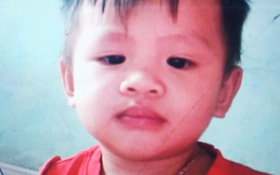 Gia đình xin cộng đồng chia sẻ, tìm giúp bé trai 16 tháng tuổi đột nhiên mất tích khi đang chơi trước nhà ở Biên Hòa