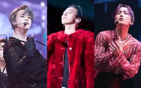"""5 nam idol Kpop nhảy giỏi nhất do KBS chọn: G-Dragon bị Jimin (BTS) và Kai (EXO) vượt mặt, nội bộ NCT """"lục đục"""" bởi quá nhiều cái tên xuất sắc"""