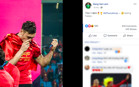 Không lên tiếng đính chính, Đặng Văn Lâm có động thái đầu tiên gây bất ngờ giữa nghi vấn lộ đoạn chat 18+