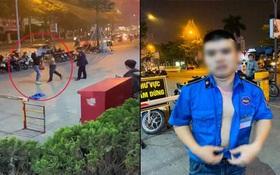 """Người phụ nữ bàng hoàng sau khi bị đấm liên tiếp giữa phố Hà Nội: """"Hành vi của nam bảo vệ quá côn đồ, tôi cũng là người có ăn học, không tự nhiên đi gây sự"""""""