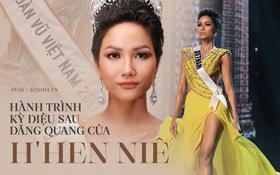 Chặng đường 2 năm đăng quang của H'Hen Niê: Nàng hậu sẵn sàng đi dép lê, lội ruộng, dung dị nhưng đầy cảm hứng