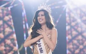 Xem trọn vẹn khoảnh khắc đăng quang đầy xúc động của Tân Hoa hậu Hoàn vũ Việt Nam - Nguyễn Trần Khánh Vân!