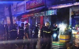 3 người tử vong trong vụ cháy nhà ở Sài Gòn: Nạn nhân nhỏ nhất mới 1 tuổi, căn nhà khoá nhiều ổ nên việc phá cửa gặp nhiều khó khăn