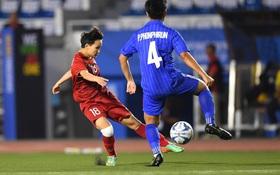 [Trực tiếp chung kết bóng đá nữ] Việt Nam 0-0 Thái Lan: Hai đội bước vào hiệp phụ, thế trận căng như dây đàn