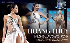 Dấu ấn Hoàng Thùy tại Miss Universe 2019: Chỉ 10 ngày liệu đủ phá vỡ cú hích lịch sử nhan sắc Việt của H'Hen Niê?