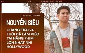 """Chàng trai Việt làm việc tại hãng phim Hollywood: """"Lương bao nhiêu"""", """"bao giờ cưới"""" là những định kiến hạn hẹp về thành công và hạnh phúc"""
