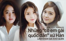 """Bao nhiêu thế hệ mỹ nữ, chỉ 12 nữ diễn viên sau là """"em gái quốc dân"""" được cả Hàn Quốc yêu mến"""