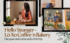 Ghé hai tiệm cafe cùng tông trắng xinh đang được check-in đông đảo nhất ở Hà Nội, mùa hè này đã có quán mới để dừng chân