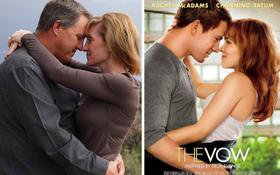 Nguyên mẫu phim 'The Vow' đời thực: Từ chuyện tình đẹp như mơ được lên màn ảnh Hollywood đến kết cục buồn đầy tiếc nuối vì sự xuất hiện của 'kẻ thứ 3'