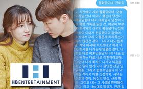 Biến căng: Bị công ty tố, Goo Hye Sun công bố tin nhắn vạch mặt Ahn Jae Hyun và CEO hùa nhau lăng mạ, nói dối