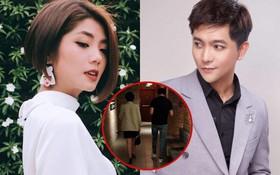Tim lộ ảnh đi xem phim với tình cũ Karik sau ly hôn với Trương Quỳnh Anh