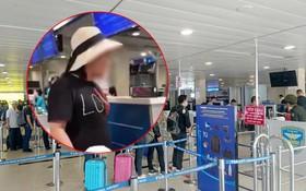 Yêu cầu đình chỉ công tác nữ cán bộ công an mắng chửi nhân viên sân bay Tân Sơn Nhất