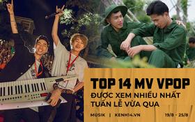 Jack và K-ICM đã mấp mé phá kỷ lục của Sơn Tùng MTP, ghi danh cột mốc chưa từng có của nhạc Việt?