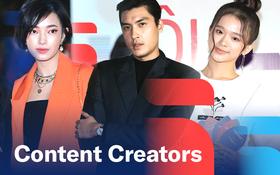 Những content creators đình đám nhất hiện nay chia sẻ gì về Mạng xã hội Lotus?