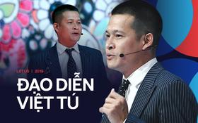 """Đạo diễn Việt Tú - chủ nhân của sân khấu 3D đỉnh cao trong đêm ra mắt MXH Lotus và bài chia sẻ tâm huyết: """"Hệ sinh thái kiến thức sẽ được mở rộng cho khắp chúng ta"""""""