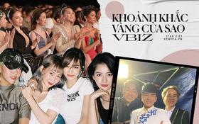 Khoảnh khắc sao Việt hiếm hoi chung khung hình: Sắc vóc bất phân, có cặp khó ai tin cách nhau cả một thế hệ