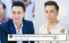 """Dân tình tiếc hùi hụi vì Việt Anh """"dao kéo"""" sao mà trông ngày càng nữ tính: Còn đâu Phan Hải của ngày xưa?"""