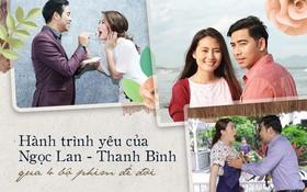 4 bộ phim quan trọng đã dẫn dối lương duyên của Ngọc Lan - Thanh Bình: Hoá ra hôn nhân luôn tàn nhẫn hơn phim ảnh