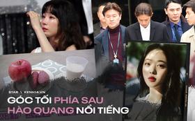 """Góc tối phía sau hào quang của sao Hàn: """"Quái vật tâm lý"""", nạn quấy rối tình dục cùng những quy tắc khắc nghiệt đến oái oăm"""