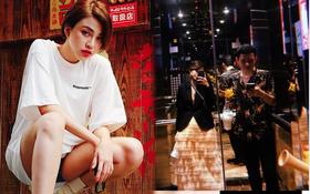"""Thiên Nga - thí sinh đội Minh Tú tại The Face đang hẹn hò với Andree, """"tình cô duyên trò"""" thật sao?"""