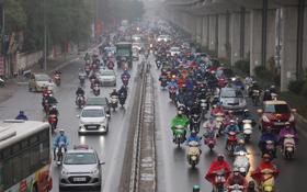 Không khí lạnh tăng cường, Miền Bắc rét đậm kèm mưa phùn từ giờ đến Tết