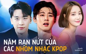 Làng giải trí Hàn năm 2019 chứng kiến 24 idol rời nhóm, từ nổi đình đám cho đến tân binh đều khiến fan bàng hoàng